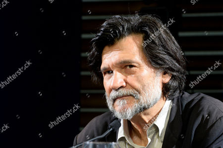 Stock Photo of Spanish Director and Writer Victor Erice Attends a Photocall where He Received the 'Excellence Award' at the 67th Locarno International Film Festival in Locarno Switzerland 13 August 2014 the Festival Runs From 06 to 16 August Switzerland Schweiz Suisse Locarno