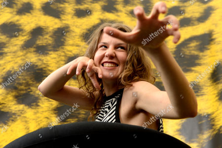 French Actress Ariana Rivoire Poses During the Photocall For 'Marie Heurtin' at the 67th Locarno International Film Festival in Locarno Switzerland 10 August 2014 the Movie is Presented in the Piazza Grande Section of the Festival Which Runs From 06 to 16 August Switzerland Schweiz Suisse Locarno