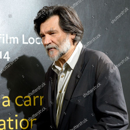 Spanish Director and Writer Victor Erice Attends a Photocall where He Received the 'Excellence Award' at the 67th Locarno International Film Festival in Locarno Switzerland 13 August 2014 the Festival Runs From 06 to 16 August Switzerland Schweiz Suisse Locarno