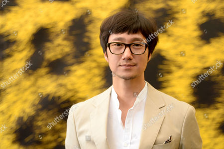 South Korean Actor Hae-il Park Poses During a Photocall of the Film 'Gyeongju' at the 67th Locarno International Film Festival in Locarno Switzerland 15 August 2014 the Movie is Presented in the Official Competition of the Festival Which Runs From 06 to 16 August Switzerland Schweiz Suisse Locarno