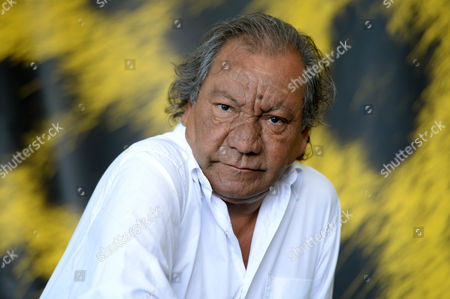French Film Director Tony Gatlif During a Photocall For the Film 'Geronimo' at the 67th Locarno International Film Festival in Locarno Switzerland 16 August 2014 the Festival Runs From 06 to 16 August Switzerland Schweiz Suisse Locarno