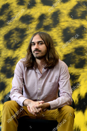 Stock Image of Argentinian Director Matias Pineiro Poses During a Photocall For His Movie 'The Princess of France' at the 67th Locarno International Film Festival in Locarno Switzerland 07 August 2014 the Festival Runs From 06 to 16 August Switzerland Schweiz Suisse Locarno