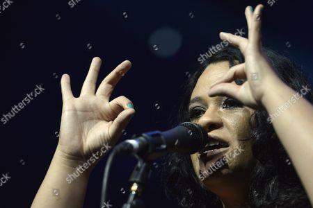 Editorial image of Switzerland Montreux Jazz Festival - Jul 2013