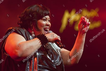 Us Singer Martha Wash Performs During the All Night Dance Party on the Stravinski Hall Stage During the First Day of the 46th Montreux Jazz Festival in Montreux Switzerland 13 July 2012 Switzerland Schweiz Suisse Montreux