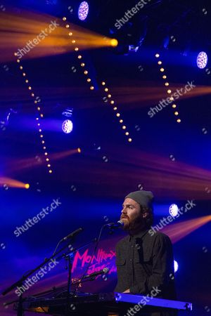 Stock Photo of British Musician Chet Faker 'Nicholas James Murphy' Performs on the 'Montreux Jazz Lab' Stage at the 48th Montreux Jazz Festival in Montreux Switzerland 13 July 2014 Switzerland Schweiz Suisse Montreux