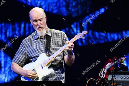 Us Jazz Guitarist and Composer John Scofield Performs on Stage of the Auditorium Stravinski During the 50th Montreux Jazz Festival in Montreux Switzerland 03 July 2016 the Montreux Jazz Festival Runs From 01 to 16 July Switzerland Schweiz Suisse Montreux