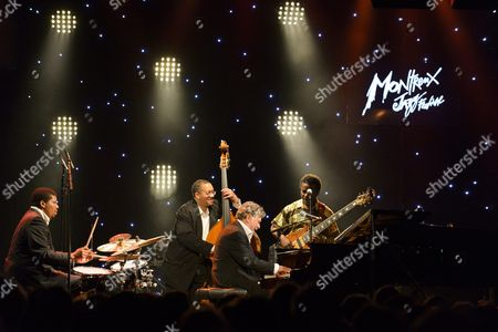 Editorial photo of Switzerland Montreux Jazz Festival 2016 - Jun 2016