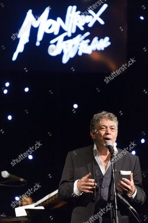 Stock Image of Jamaican Jazz Pianist Monty Alexander Performs on Stage at the Casino Barriere Montreux During the Official Opening Night of 50th Montreux Jazz Festival in Montreux Switzerland 30 June 2016 Switzerland Schweiz Suisse Montreux