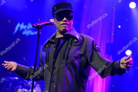 Us Artist Bobby Womack Performs on the Auditorium Stravinski Stage During the 47th Montreux Jazz Festival in Montreux Switzerland 06 July 2013 the Music Festival Runs From 05 to 20 July Switzerland Schweiz Suisse Montreux