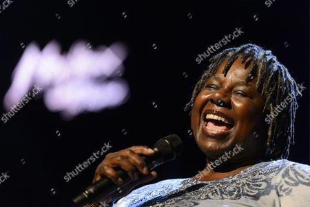 Editorial image of Switzerland Montreux Jazz Festval - Jul 2013