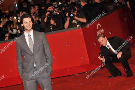 Editorial photo of 'Easy Virtue' film premiere at the 3rd Rome International Film Festival, Rome, Italy - 27 Oct 2008
