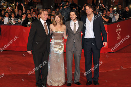 Editorial picture of 'Easy Virtue' film premiere at the 3rd Rome International Film Festival, Rome, Italy - 27 Oct 2008