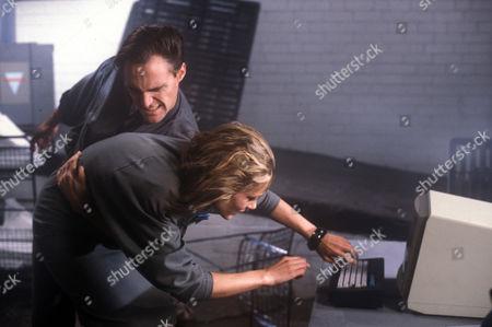 'Timeslip'  TV - 1985 - Virginia Hey as Jenny Lane and Jeff Harding as Greg Shanklin.