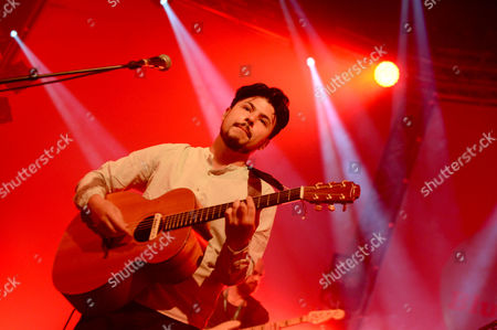 British Singer Jamie Woon Performs During His Concert at the Blue Balls Festival in Lucerne Switzerland 24 July 2014 the Festival Runs From 18 to 26 July 2014 Switzerland Schweiz Suisse Luzern