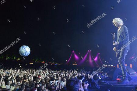 Editorial picture of Switzerland Music - Jul 2016