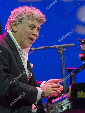 Stock Picture of Jamaican Born Musician Monty Alexander Performs on Stage at the Baloise Session in Basel Switzerland 11 November 2014 Switzerland Schweiz Suisse Basel