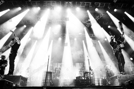 Editorial photo of Switzerland Music Festival - Aug 2016