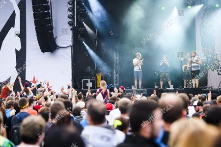 Editorial picture of Switzerland Music Festival - Aug 2016