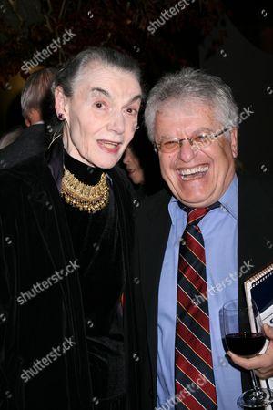 Marian Seldes, Jerry Zaks