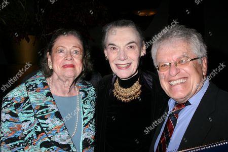 Elisabeth Wilson, Marian Seldes, Jerry Zaks