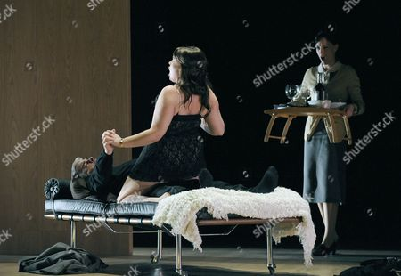 'For You' - Alan Opie (Charles),  Rachel Nicholls (Joan) and Allison Cook ( Maria )