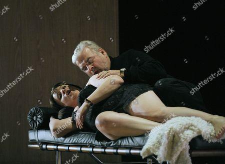 'For You' - Alan Opie (Charles) and Rachel Nicholls (Joan)