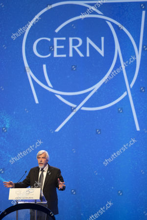 Editorial image of Switzerland Science Cern 60 Years - Sep 2014