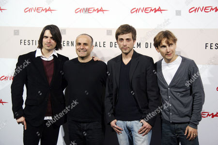 """Editorial picture of """"Le Plaisir De Chanter"""" Film Photocall at the 3rd Rome International Film Festival, Rome, Italy - 28 Oct 2008"""
