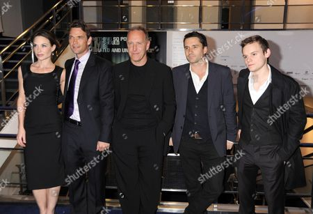 Claire Forlani, Dougray Scott, Richard Jobson, Alastair Mackenzie and James Anthony Pearson