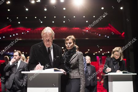Editorial photo of Switzerland Udo Juergens - Jan 2015