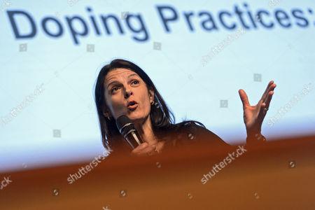 Editorial image of Switzerland Wada Anti-doping Symposium - Mar 2015