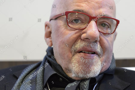 Brazilian Author Paulo Coelho Speaks During a Panel Session of the 45th Annual Meeting of the World Economic Forum (wef) in Davos Switzerland 22 January 2015 the Overarching Theme of the Meeting Which Takes Place From 21 to 24 January is 'The New Global Context' Switzerland Schweiz Suisse Davos