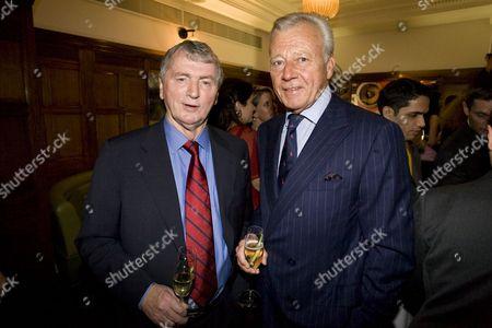 Stephen Quinn and Per Neuman