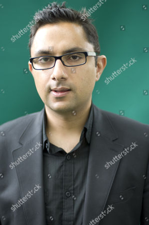 Stock Image of Sathnam Sanghera
