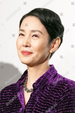 Stock Photo of Kanako Higuchi