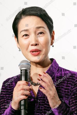 Stock Image of Kanako Higuchi
