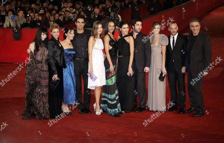 Editorial photo of 'Un Gioco da Ragazze' film Premiere at the 3rd Rome International Film Festival, Rome, Italy - 25 Oct 2008