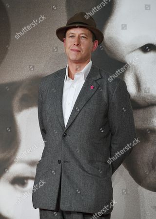 Stock Picture of British Actor Daniel Betts Arrives at Premiere of the Film 'Allied' in Leicester Square in London Britain 21 November 2016 United Kingdom London