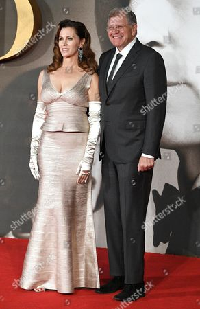 Stock Picture of Us Director Robert Zemeckis and His Wife Leslie Harter Zemeckis Arrive at Premiere of the Film 'Allied' in Leicester Square in London Britain 21 November 2016 the Movie Will Be Released on 23 November United Kingdom London