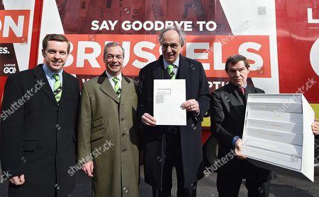 Editorial image of Britain Eu Brexit Campaign - Mar 2016