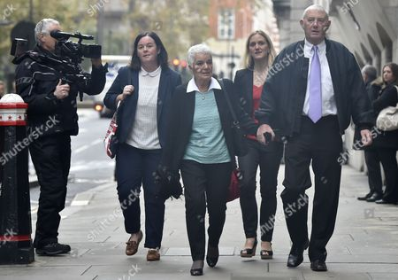 Members of Jo Cox's Family Including Mother Jean Leadbeater (c L) Sister Kim Leadbeater (c R) and Father Gordon Leadbeater (r) Arrive at the Old Bailey For the Trial of Tommy Mair in Central London Britain 23 November 2016 Mair Stands Accused of Murdering Jo Cox Mp in Her Constituency of Batley and Spen West Yorkshire Britain in June 2016 Epa/hannah Mckay United Kingdom London