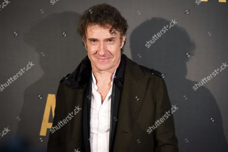 French Actor Thierry Fremont Arrives at the Premiere of 'Allied' in Paris France 20 November 2016 the Movie Will Be Released in French Theaters on 23 November France Paris