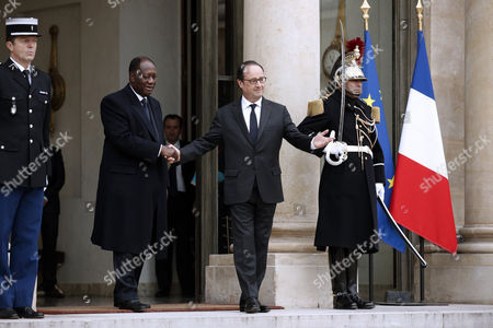 Editorial picture of France Ivory Coast Diplomacy - Nov 2016