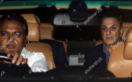 Nusli Wadia (r) an Independent Director on the Board of Tata Motors Leaves After Attending a Meeting in Mumbai India 14 November 2016 According to Reports Tata Sons Wrote to Board of Tata Motors to Remove Cyrus Mistry and Nusli Wadia As Directors Ratan Tata Assumed Charge As Interim Chairman After the Tata Sons Board Sacked Its Chairman Cyrus Mistry on 24 October Epa/divyakant Solanki India Mumbai