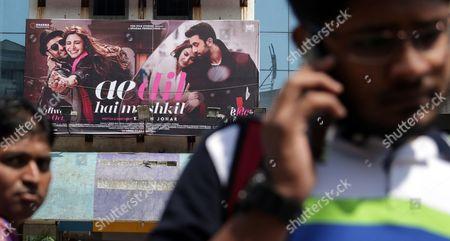 Editorial photo of India Cinema - Oct 2016