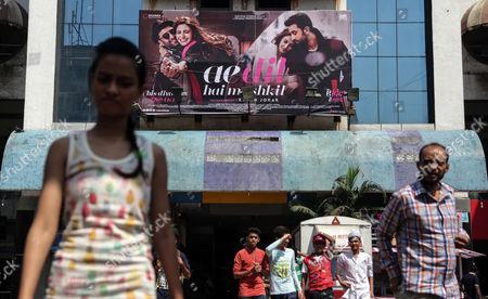 Editorial picture of India Cinema - Oct 2016