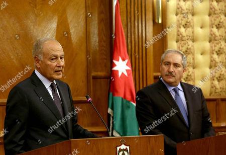 Editorial picture of Jordan Arab League Diplomacy - Nov 2016