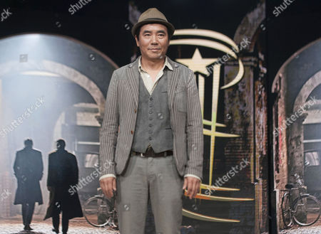 Stock Image of South Korean Director Kim Jee-woon Attends the Opening Ceremony of the 16th International Marrakech Film Festival in Marrakesh Morocco 02 December 2016 Morocco Marrakesh