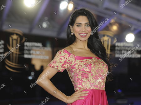 British Actress and Writer-director Fagun Thakrar Attends the 16th Annual Marrakech International Film Festival (fifm) in Marrakech Morocco 07 December 2016 the Festival Runs From 02 to 10 December Morocco Marrakech