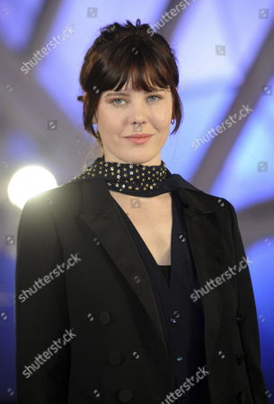 French Actress Lou Lesage Attends the 16th Edition of the Marrakech International Film Festival in Marrakech Morocco 05 December 2016 the Festival Runs From 02 to 10 December Morocco Marrakech